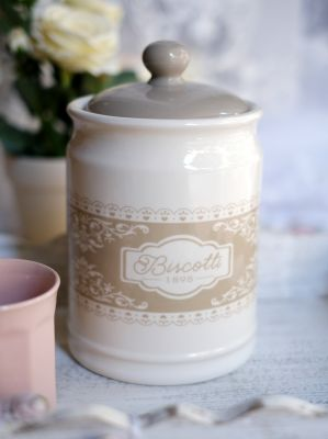 Angelica Home Country Shabby Chic Cookie Jar Variant 1