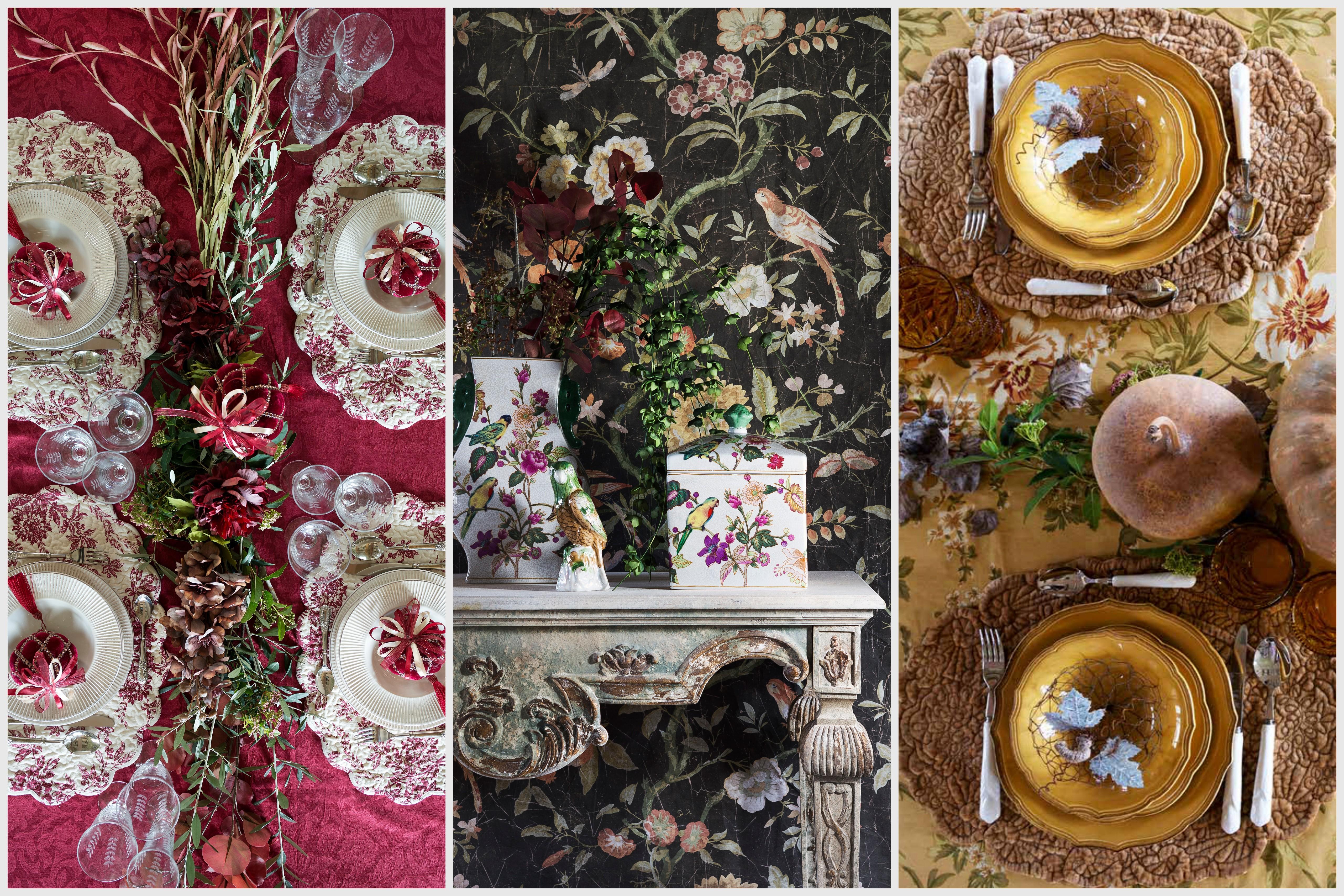 Tessuti Provenzali, fiori paisley e motivi floreali