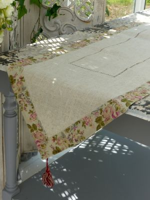 shabby chic runner