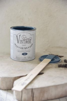 royal blue vintage chalk paint 700 ml.